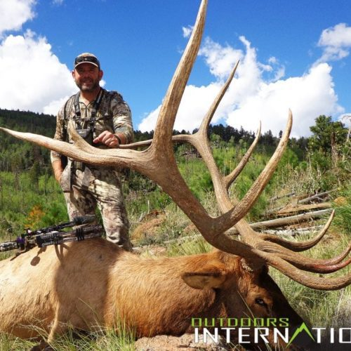 Russ Meyer Arizona Archery Elk Hunting
