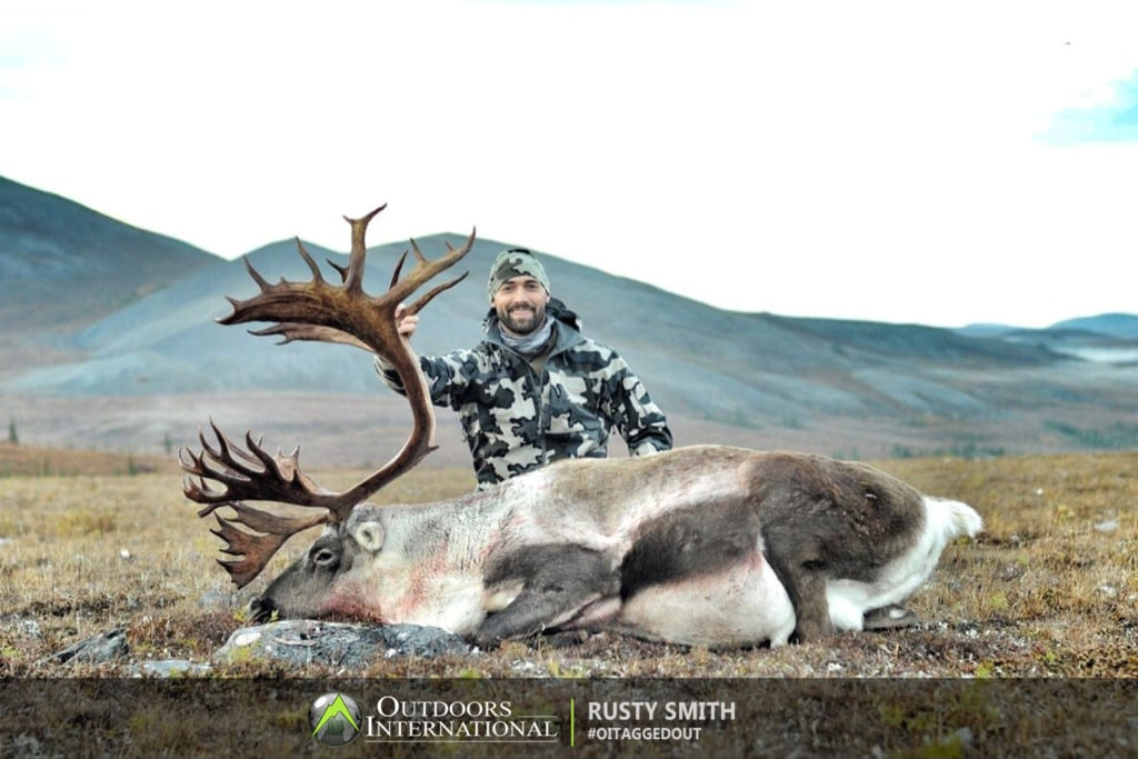 Rusty Smith Caribou Hunt