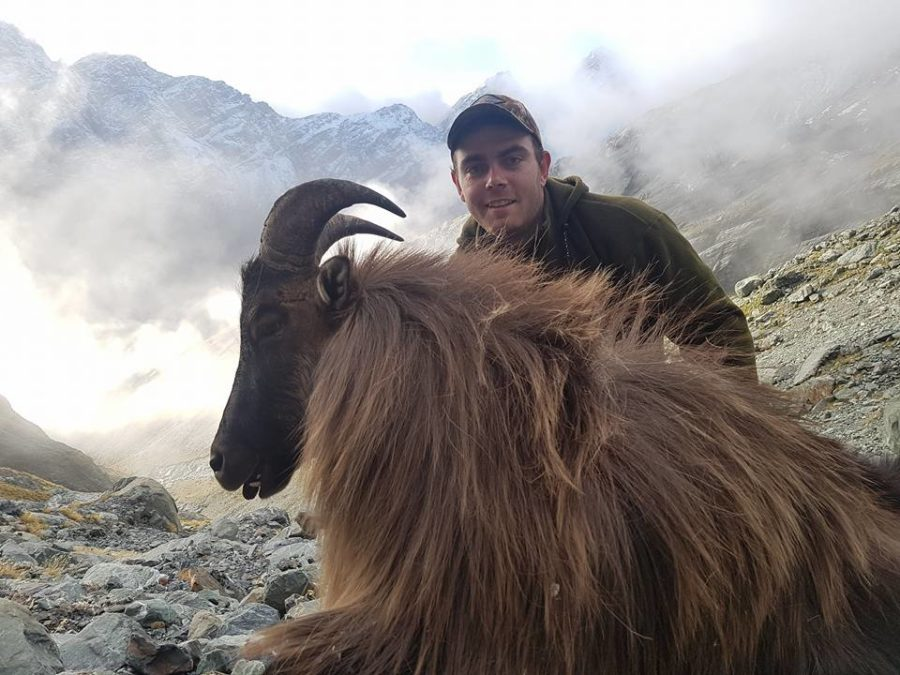 New Zealand Wilderness Tahr Hunts