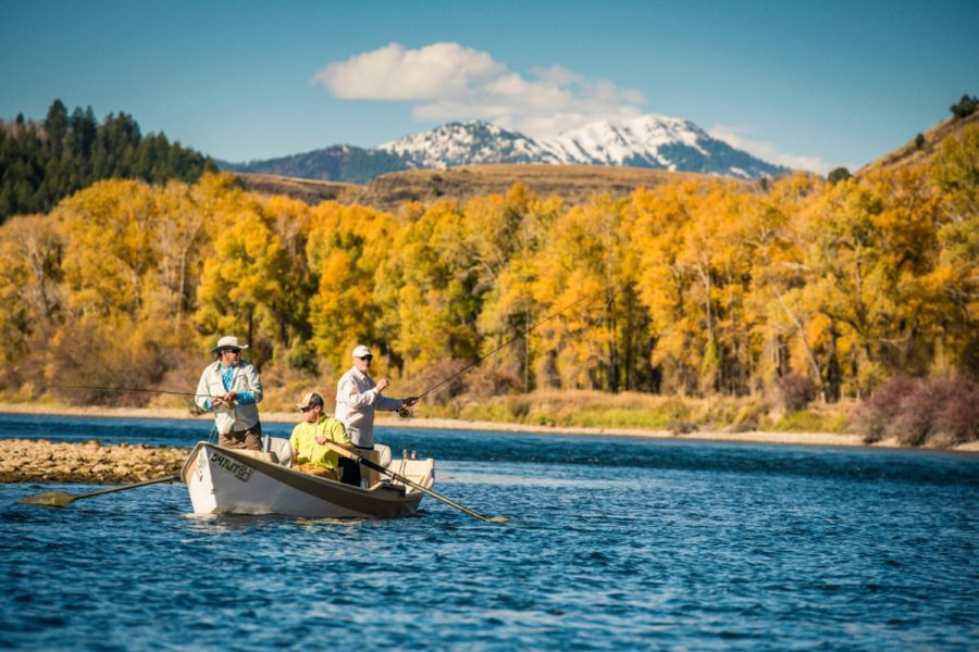 Idaho Fly Fishing Guides