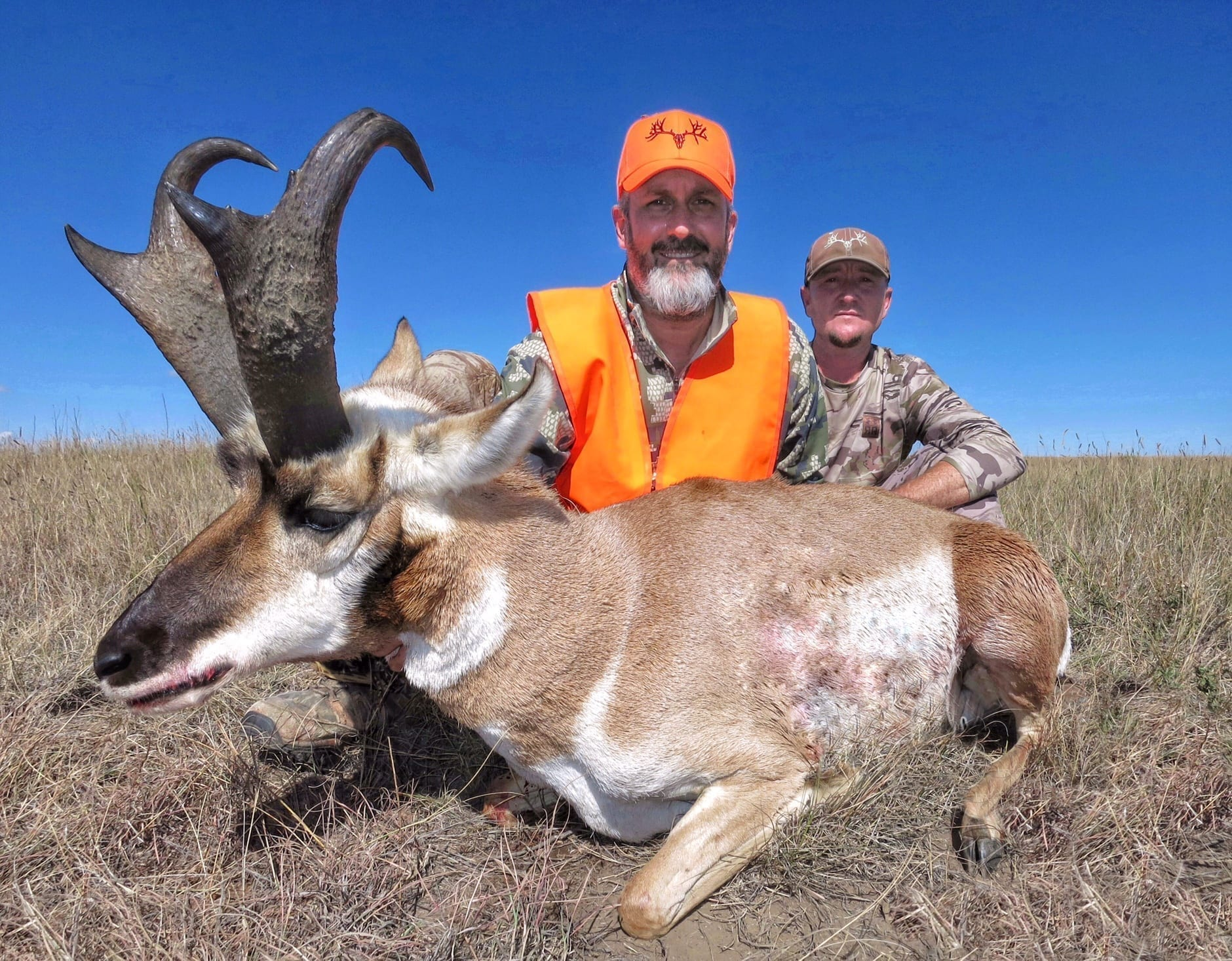 When most hunters think antelope hunts Colorado usually isn't the first place to come to mind, but maybe it should be...