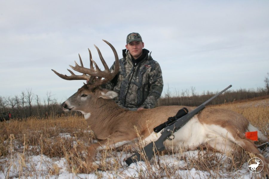 In some areas of Alberta, deer hunting an be fairly easy when compared to other areas.