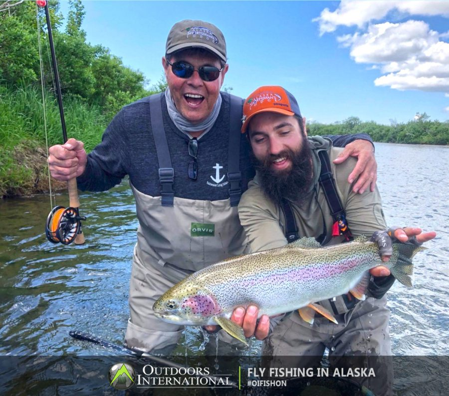 A season of guiding with a premier fly out lodge