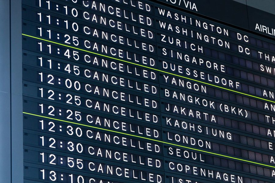 Canceled Flight