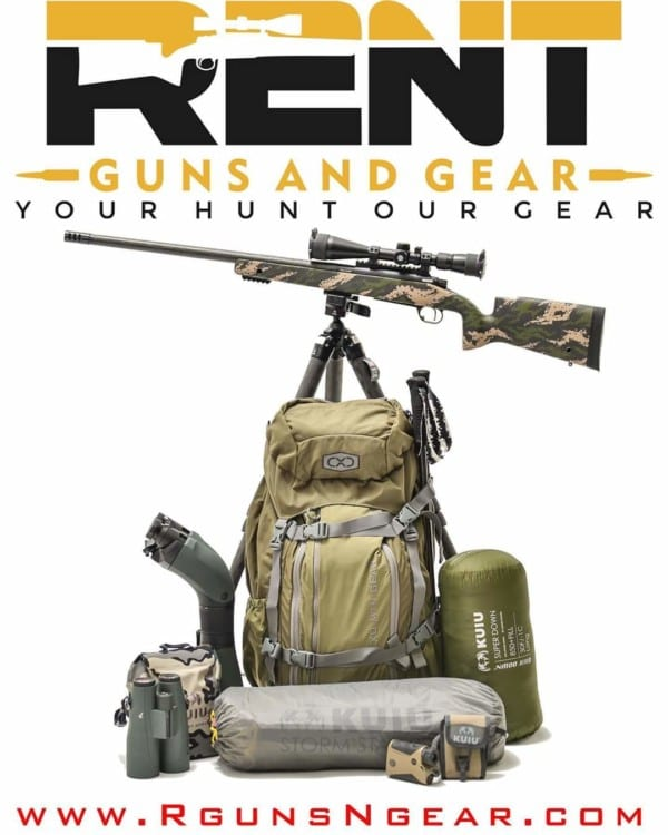 Rent Guns and Gear