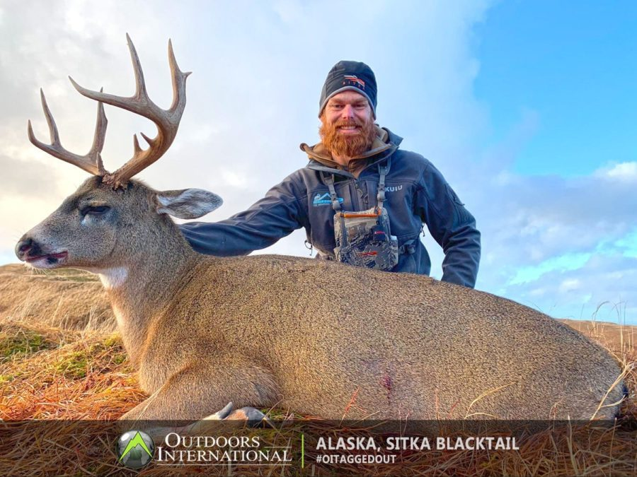 These unguided deer hunts on Kodiak Island, Alaska take place from a commercial fishing vessel.